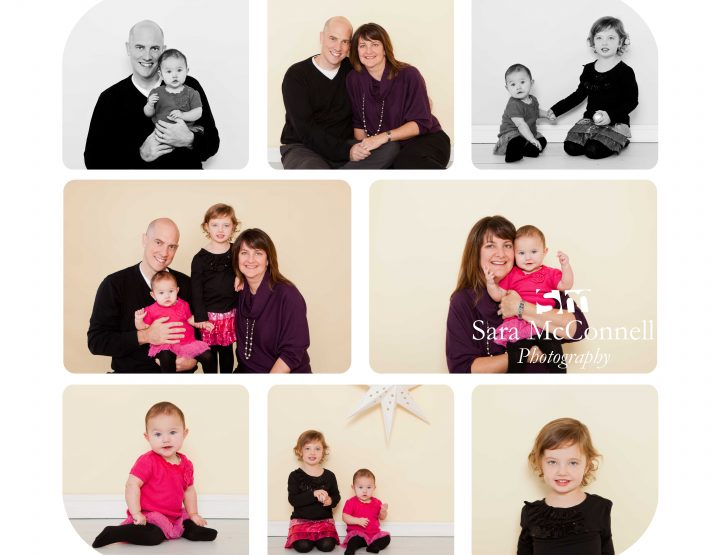 Family of Four ~ Orleans Photography Studio