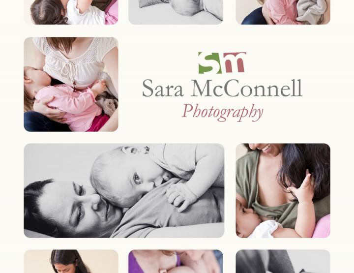 Bonds ~ Breastfeeding photography