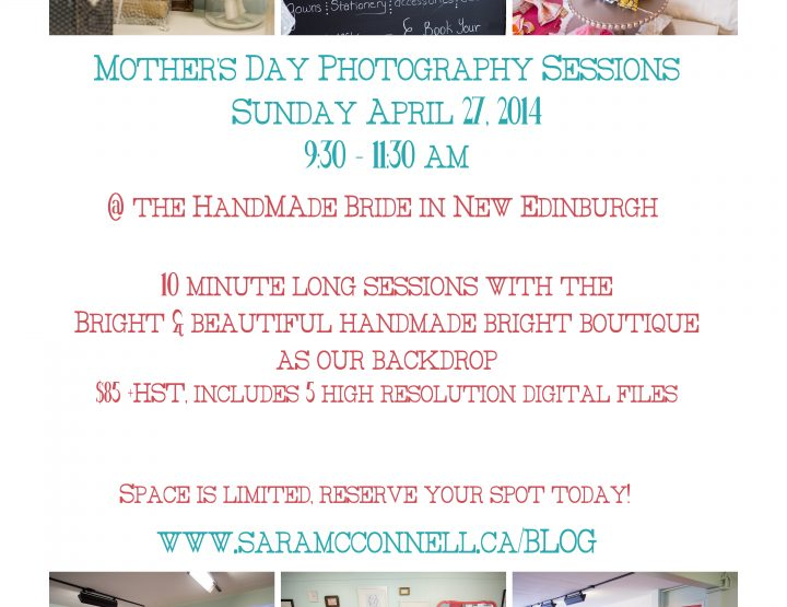 Mother's Day Photography Sessions ~ Ottawa Photographer
