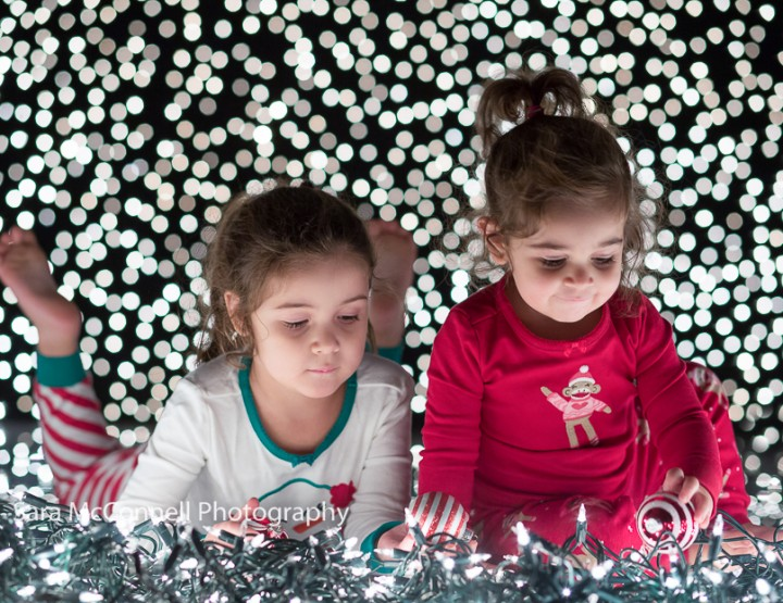Holiday Light Mini Sessions ~ Ottawa Child Photographer