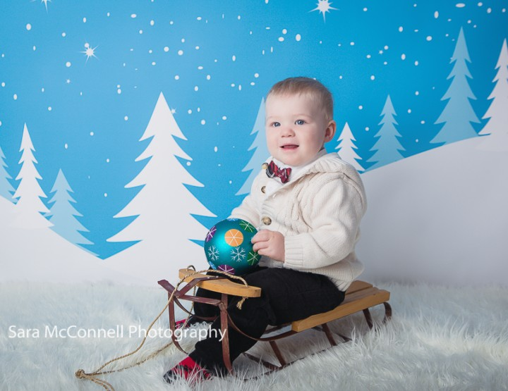 Let it snow ~ Ottawa Family Photographer