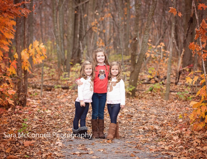 Fall Family Photos ~ Ottawa Family Photographer