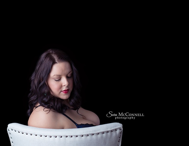Boudoir Photography ~ Sara McConnell Photography