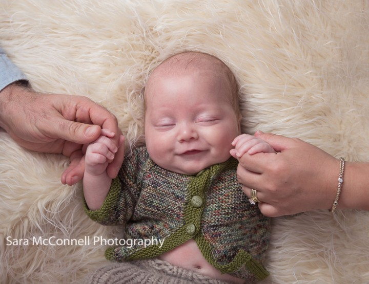 Two months old ~ Ottawa Baby Photographer