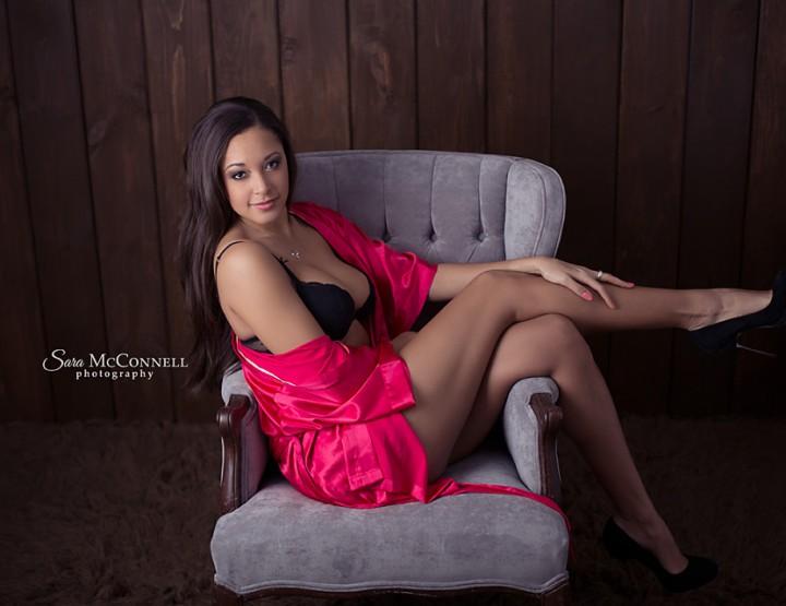 Boudoir Photography ~ Ottawa Photography Studio