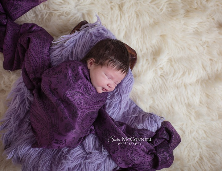 And Baby Makes 3 ~ Ottawa Newborn Photography