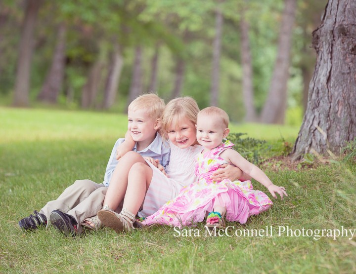 Lots of smiles ~ Ottawa Family Photographer