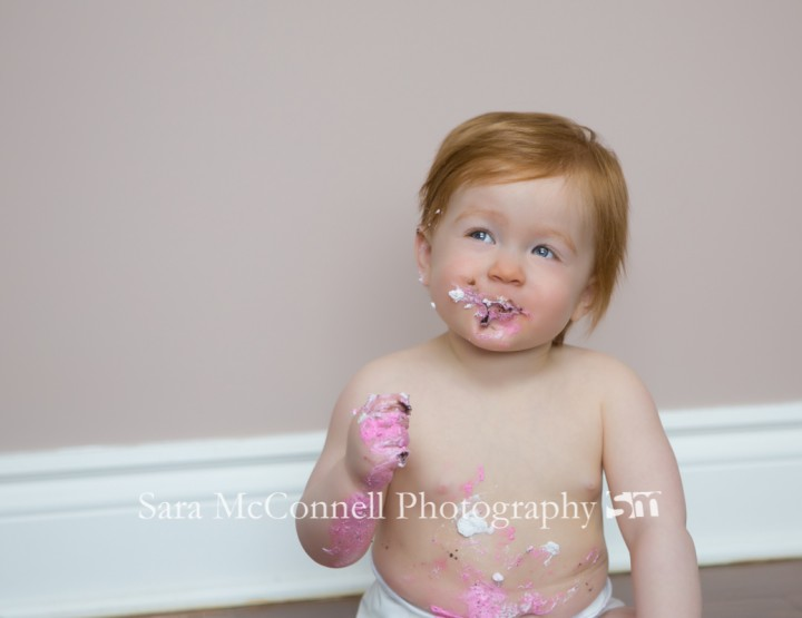 Double for the fun ~ Ottawa Cake Smash Photography