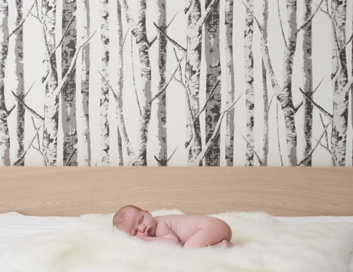 One week old ~ Ottawa Newborn Photographer