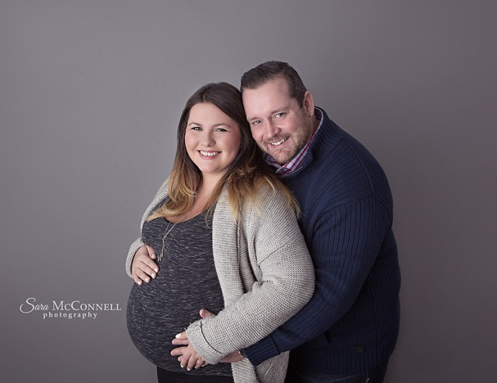 The Gift of Memories - Ottawa Maternity Photographer