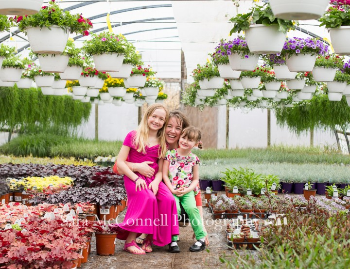 Greenhouse Mini Sessions ~ Ottawa Photographer