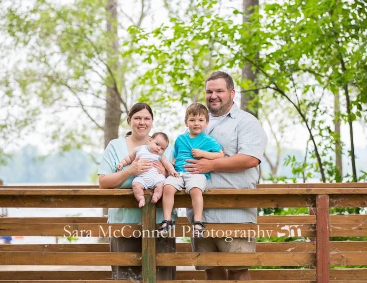 9 weeks new ~ Ottawa Baby Photographer