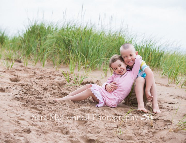 A morning at the beach ~ Ottawa Family Photographer