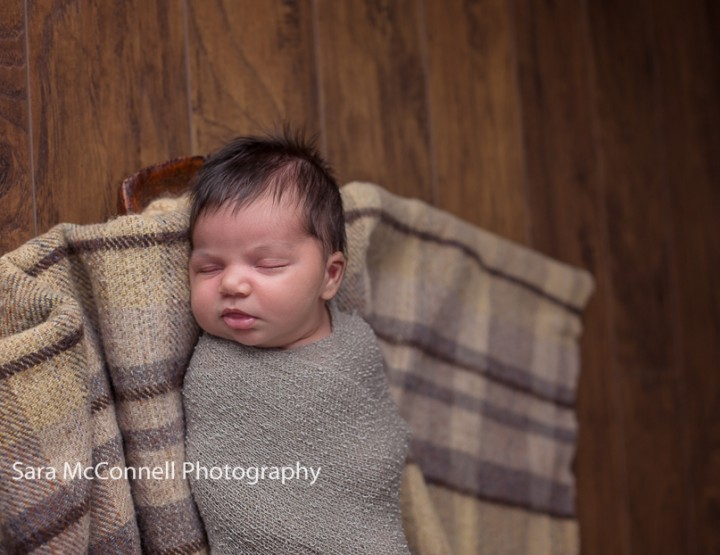 Two Weeks New ~ Ottawa Newborn Photographer