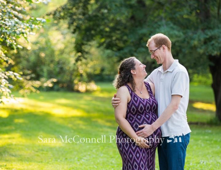 Baby sister ~ Ottawa Maternity Photographer