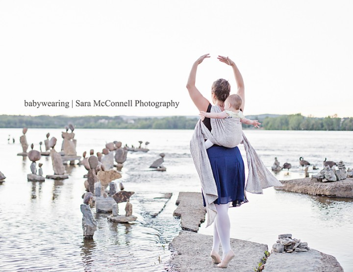 Babywearing Ballet ~ Ottawa Photographer