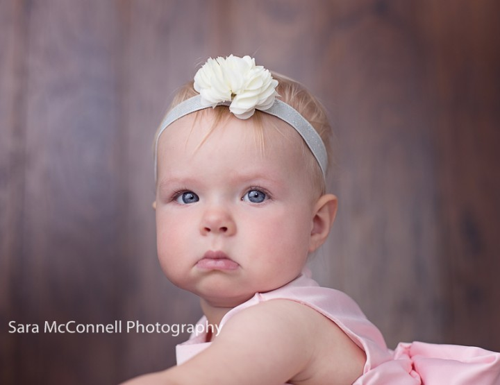 Shy smiles ~ Ottawa Baby Photographer
