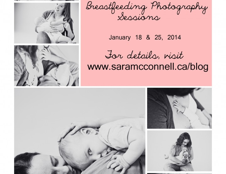 Breastfeeding Photography Sessions ~ Ottawa Photographer
