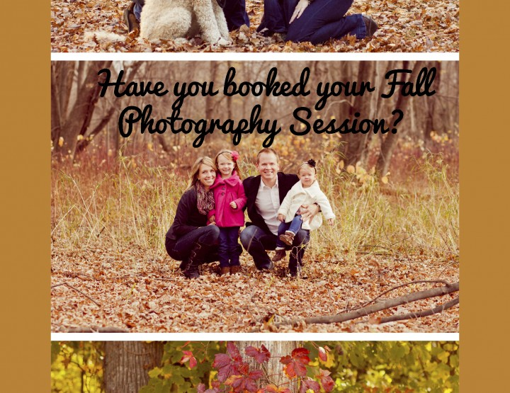 Fall Photography Sessions ~ Ottawa Photographer