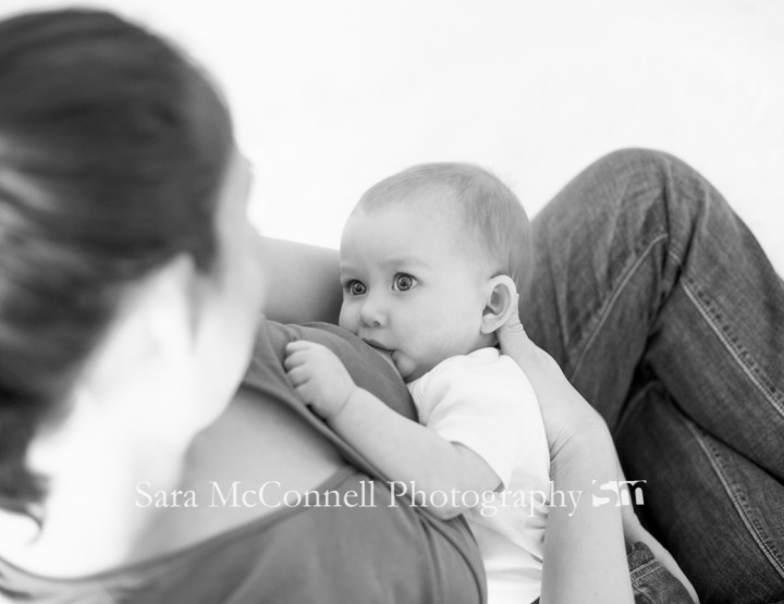 Together ~ Breastfeeding Photos in Ottawa