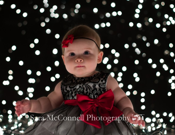 Christmas lights in Ottawa ~ Ottawa Baby Photographer