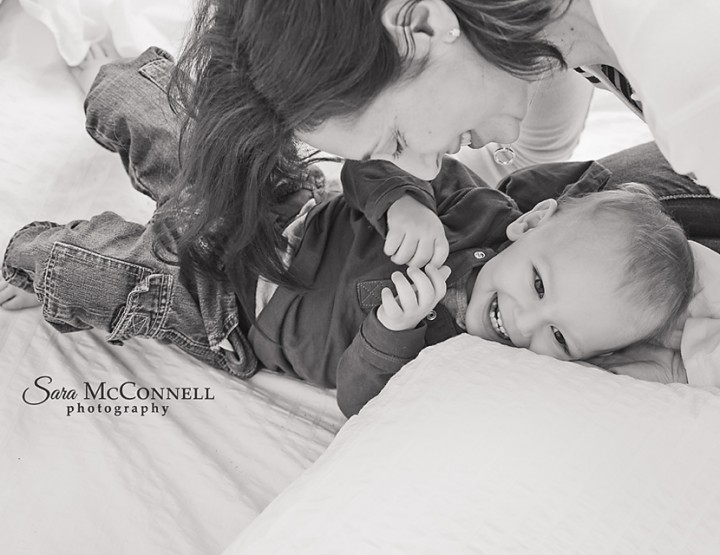 Sleeping Bunnies ~ Ottawa Family Photographer