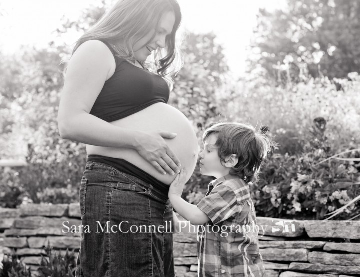 Any day now ~ Ottawa Maternity Photographer