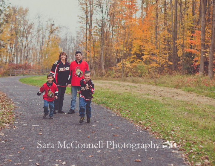 Go Sens Go! ~ Ottawa Family Photographer