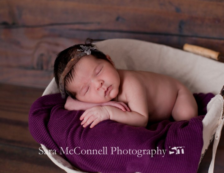 Baby Sister ~ Ottawa Newborn Photos