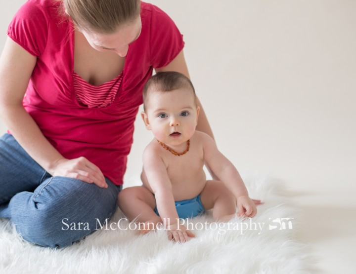 Connected ~ Breastfeeding Photography