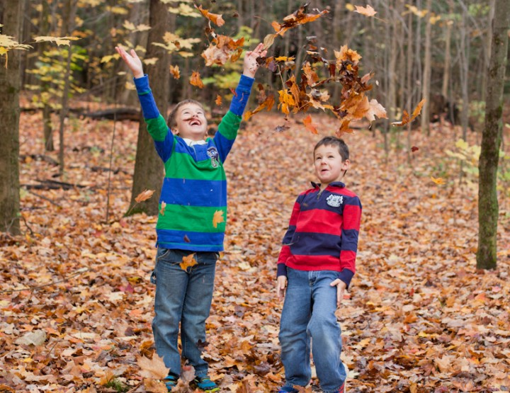 Fall Fun ~ Ottawa Family Photographer