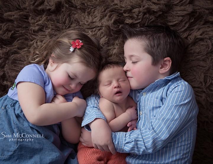 A Birth Story ~ Ottawa Newborn Photographer