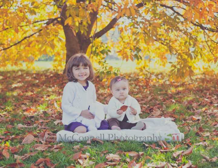 Sweet Sisters ~ Ottawa Family Photographer