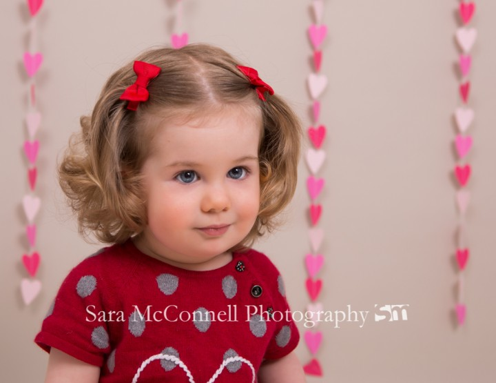 Just in time for Valentine's Day ~ Ottawa Child Photographer
