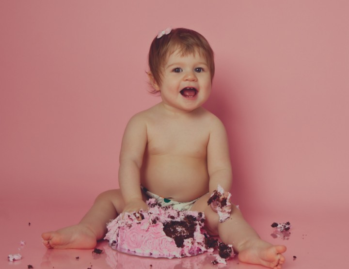 Happy First Birthday ~ Ottawa Baby Photographer