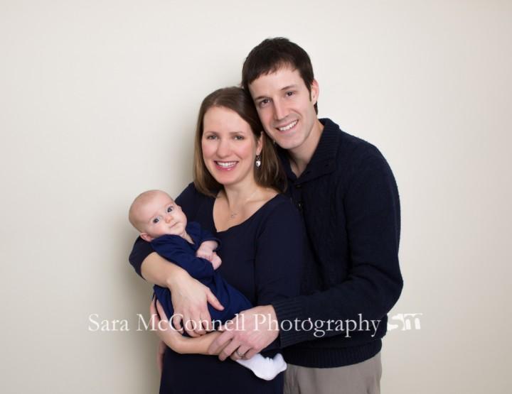 First Family Photo ~ Ottawa Family Photographer
