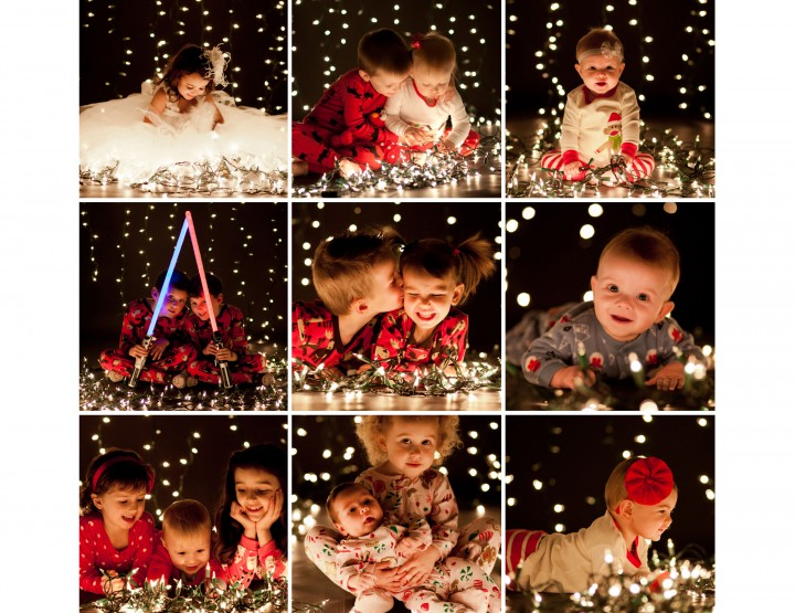 Holiday Lights Mini Session GIVEAWAY ~ Ottawa Photographer