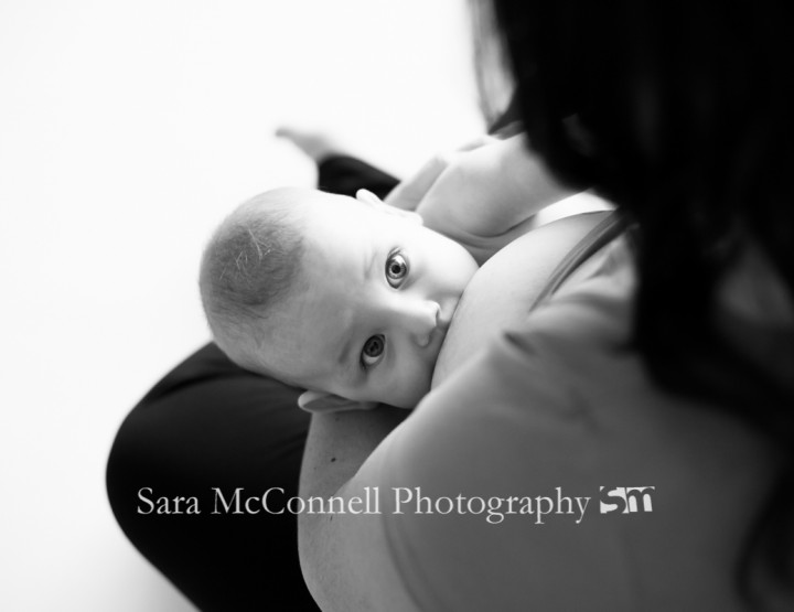 Beautiful Bond ~ Breastfeeding Photography