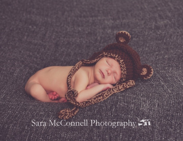 Six days new ~ Ottawa Newborn Photographer