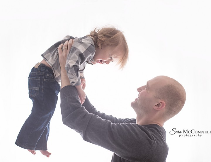 Playtime with Mom and Dad ~ Ottawa Family Photographer