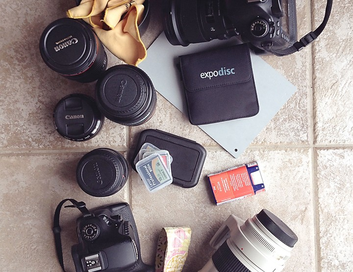 What's in my bag {Ottawa Family Photographer}