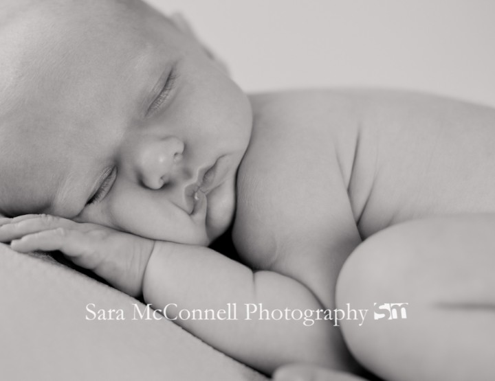Newborn baby boy ~ Ottawa Newborn Photographer