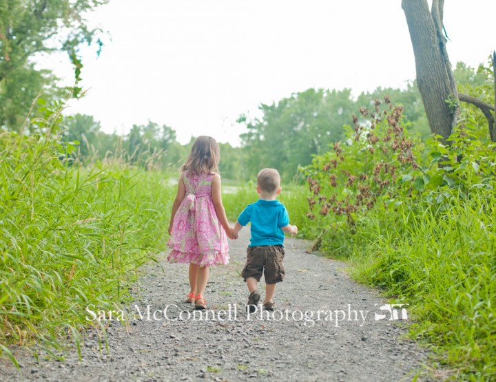 Sunset in Ottawa ~ Ottawa Family Photographer