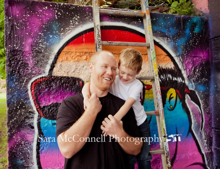Father's Day Fun ~ Ottawa Family Photographer