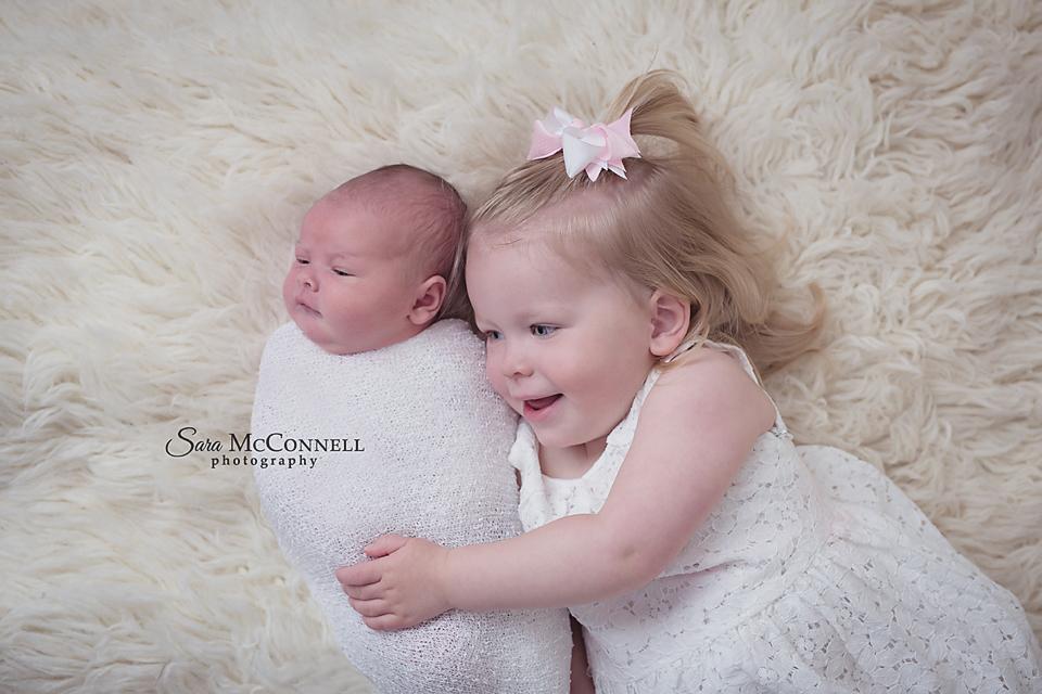 baby and sister ottawa_newborn_photographers