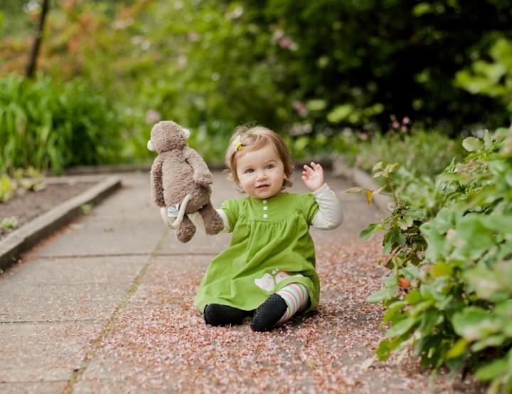 Monkey ~ Ottawa Baby Photographer