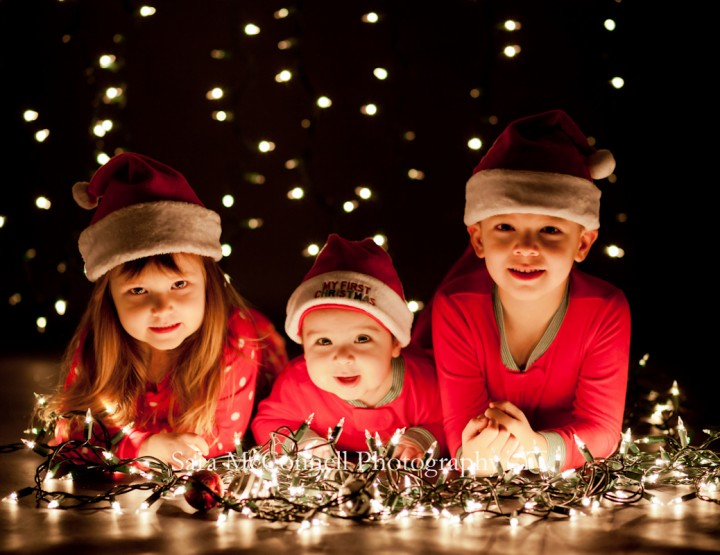 Holiday Lights Sessions ~ Ottawa Child Photographer