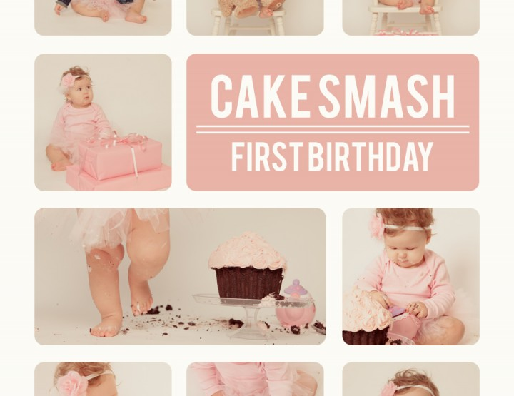 Miss S Turns One ~ Ottawa Baby Photographer