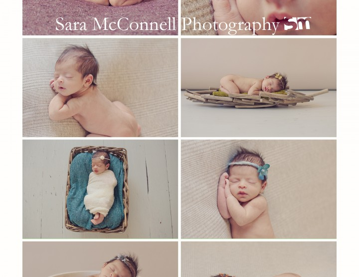 Seven Days New ~ Ottawa Newborn Photography