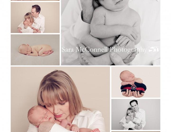 Eight days new ~ Ottawa Newborn Photographer